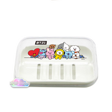 Load image into Gallery viewer, BT21 Official Soap Dish