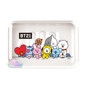 BT21 Official Soap Dish