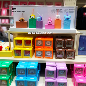 BT21 Official Bluetooth Mini Speakers (Express Shipping)