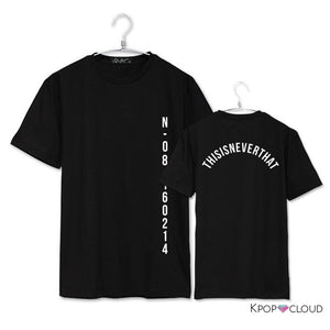 [BTS] Jungkook ''This is Never'' Shirt