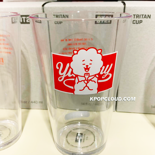 BT21 Official Tritan Cup ''BITE'' Ver. 440ml 14fl.oz