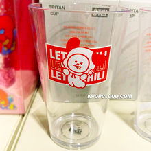 Load image into Gallery viewer, BT21 Official Tritan Cup ''BITE'' Ver. 440ml 14fl.oz