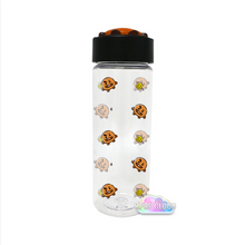 Load image into Gallery viewer, BT21 Official Pattern Bottle 500ml 16.9oz