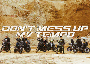 EXO - Don't Mess Up My Tempo (You can Choose Ver. + Free Shipping)