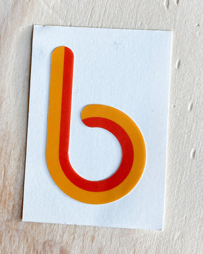 Banyan Bridges Sticker