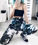 CAMO COLOR PANTS