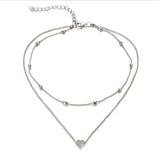 SWEETHEART CHOKER NECKLACE