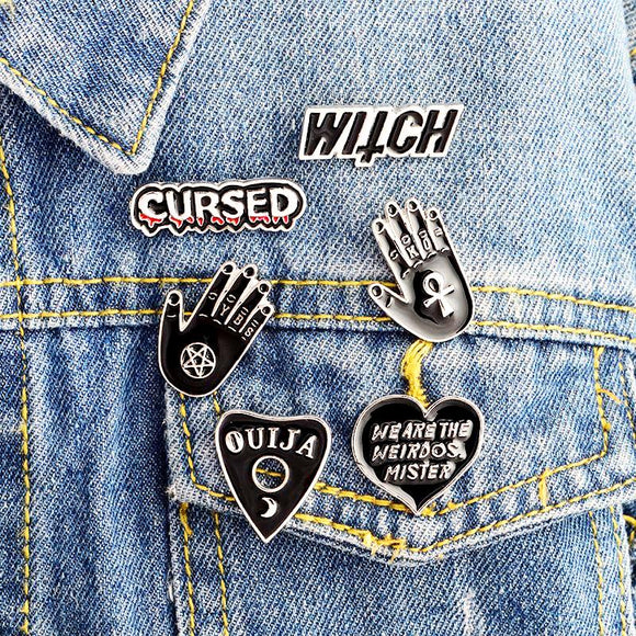 THE OCCULT PINS