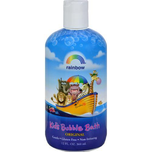 Rainbow Research Organic Herbal Bubble Bath For Kids Original Scent - 12 fl oz