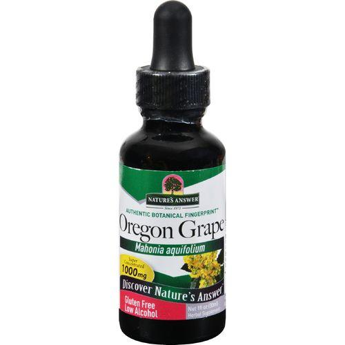 Nature's Answer Oregon Grape Root - 1 fl oz