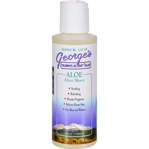 George's Aloe Vera After Shave - 4 fl oz