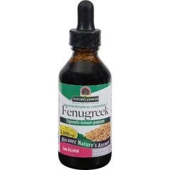 Nature's Answer Fenugreek Seed - 2 fl oz