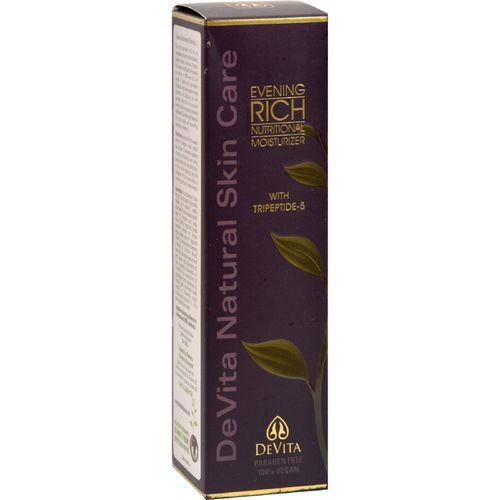 Devita Evening Rich Nutritional Moisturizer - 2.5 fl oz