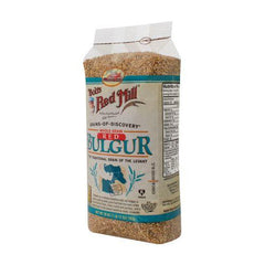 Bob's Red Mill Red Bulgur / Hard Wheat Ala - 28 oz - Case of 4