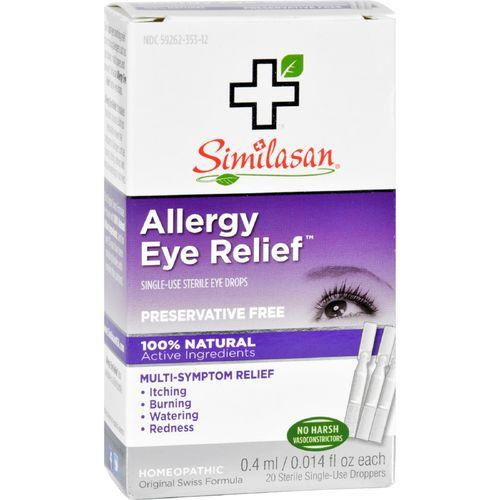 Similasan Allergy Eye Relief - 0.015 fl oz