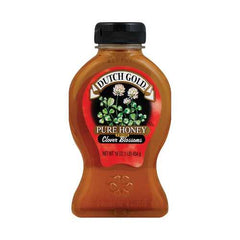 Dutch Gold Honey Clover Honey - Case of 6 - 16 oz.