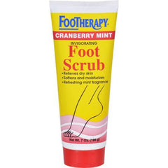 Queen Helene FooTherapy Foot Scrub Cranberry Mint - 7 fl oz
