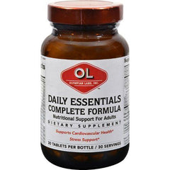 Olympian Labs Daily Essentials Complete - 30 tablets