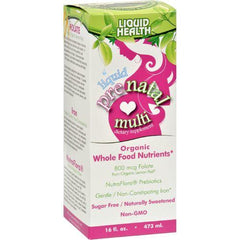 Liquid Health Products Prenatal Multi Vitamin - 16 oz