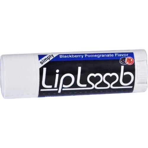 LipLoob - Blackberry and Pomegranate - .15 oz - Case of 20