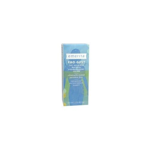 Emerita Progest Cream, Paraben Free (1x2 Oz)