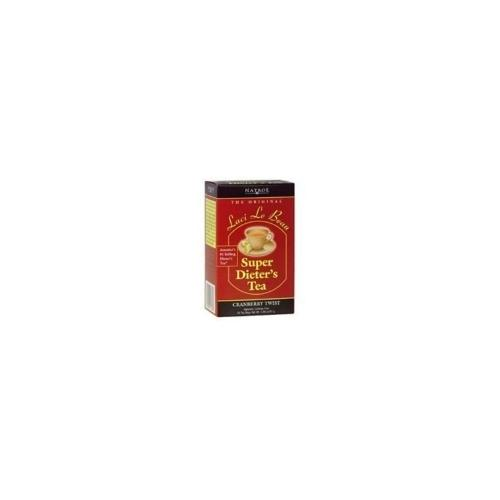 Laci Le Beau Cranberry Twist Super Diet Tea (1x30 Bag)