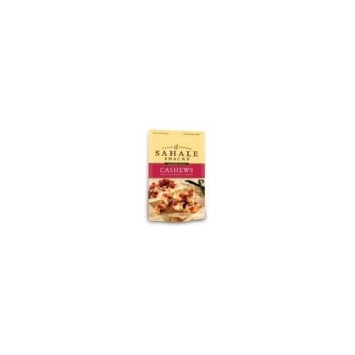 Sahale Snacks Cashews Glazed Nuts (6x4 Oz)