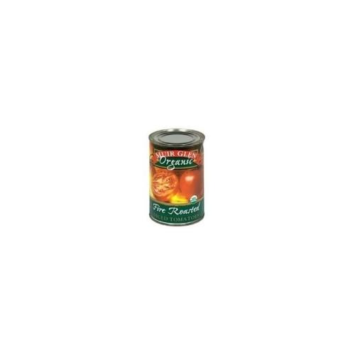 Muir Glen Diced Fire Roasted Tomato No Salt (12x14.5 Oz)