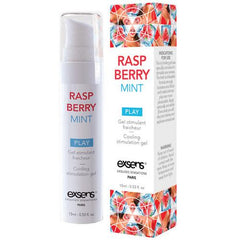 EXSENS of Paris Arousal Gel - 15 ml Raspberry Mint