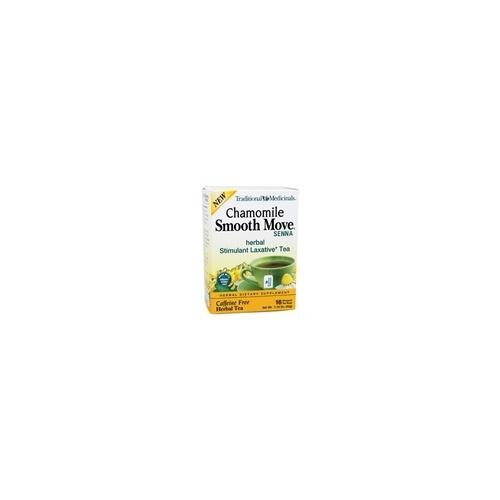 Traditional Medicinals Chamomile Smooth Move (6x16 Bag)