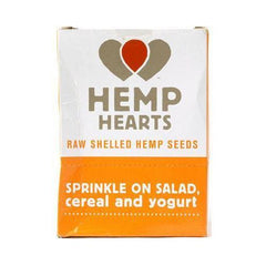 Manitoba Shelled Hemp Seed Hearts (12x.9 Oz)