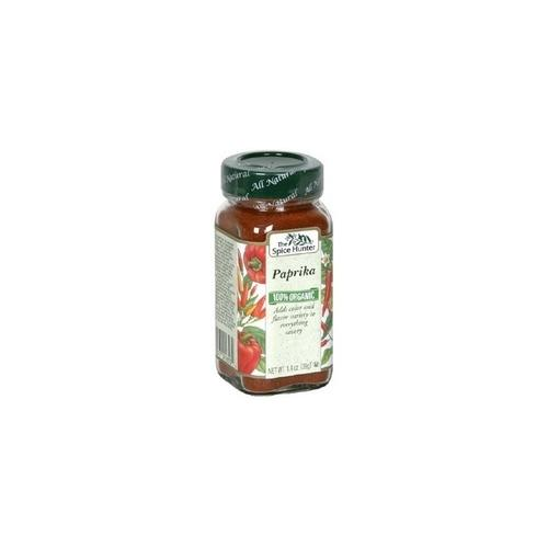 Spice Hunter Organic Ground Paprika (6x1.4Oz)