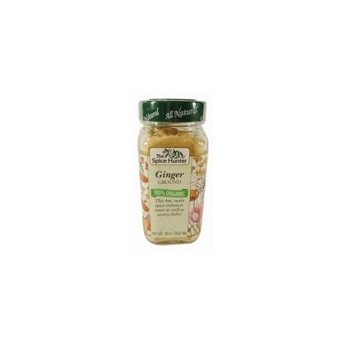 Spice Hunter Ginger, Ground, Organic (6x0.8Oz)