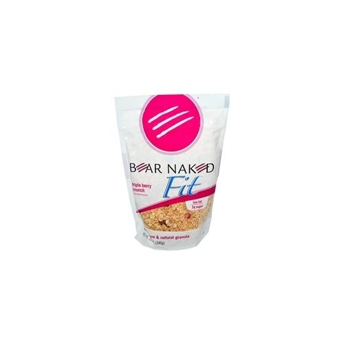 Bear Naked Fit Triple Berry Crunch Granola (6x12Oz)