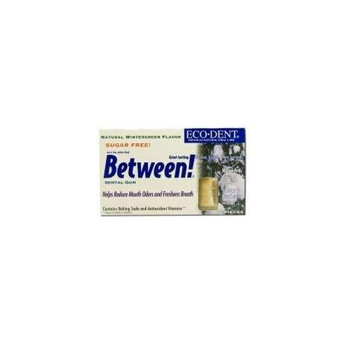 Eco-Dent Between! Wintergreen Dental Gum (12x12 pc)