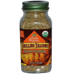 Simply Organic Og2 Grilling Seasoning Chicken (6x1.1Oz)