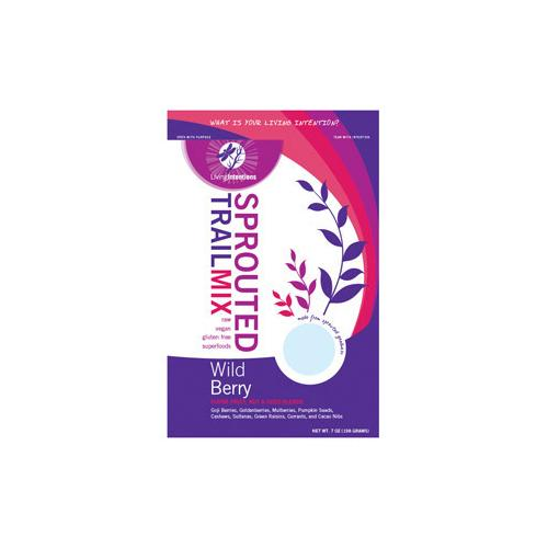 Living Intentions Og2 Trail Mix Wildberry (6x7Oz)