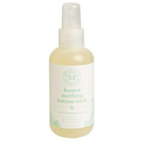 The Honest Co Soothing Bottom Wash (1x5Oz)