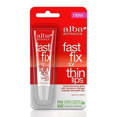 Alba Botanica Fast Fix for Thin Lips (6x0.25 OZ)