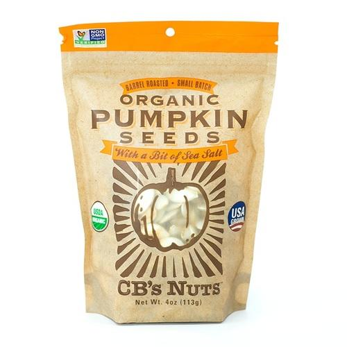 CB's Pumpkin Seeds (12x2 OZ)