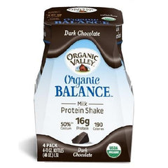 Organic Valley Dark Chocolate Organic Balance Protein Shake (12X11 OZ)