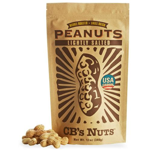 CB's Jumbo Peanuts Lightly Salted (12x12 OZ)