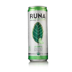 Runa Original Zero With A Hint Of Lime (12X12 OZ)