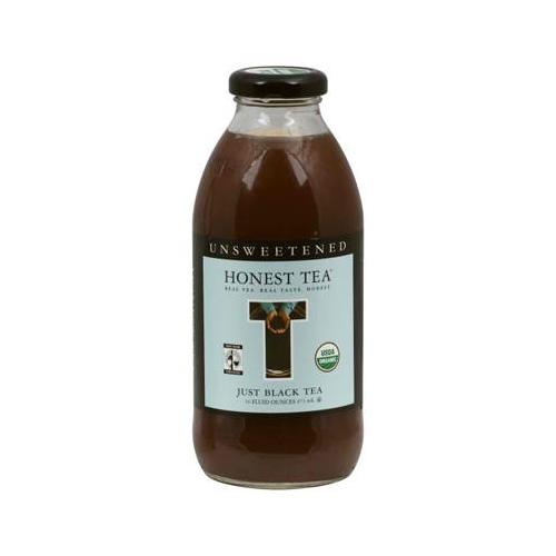 Honest Black Tea Un Sweet (12x16OZ )