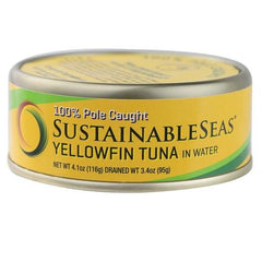 Sustainable Seas Yellowfin (12x4.1 OZ)