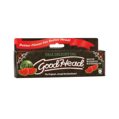 Good Head Oral Gel - 4 oz Watermelon