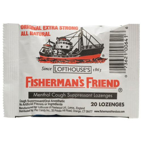 Fisherman's Friend Lozenges Original Extra Strong Dsp (24x20 Count)