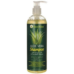 Real Aloe Inc. Shampoo Aloe Vera Mild (16 fl Oz)