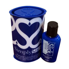 Simply Slick Personal Lubricating Lotion 2 Oz