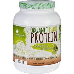 PlantFusion Plant Protein  Organic  Chocolate  2 lb